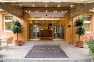 Hotel Carmer 16 Berlin - gut und günstig in Berlin übernachten